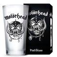 Verre à bière Motörhead, 5 dl