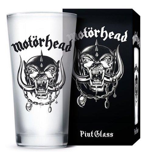 Image of Bierglas Motörhead, 5dl