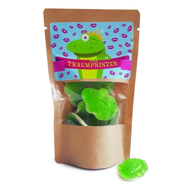 Traumprinz Im Glas Fruchtgummi Frosche