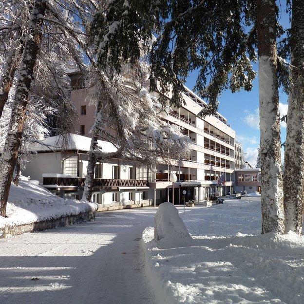 Winterspass in Crans-Montana (für 2 Personen)