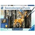 Ravensburger Puzzle - Hirsch im Birkenwald