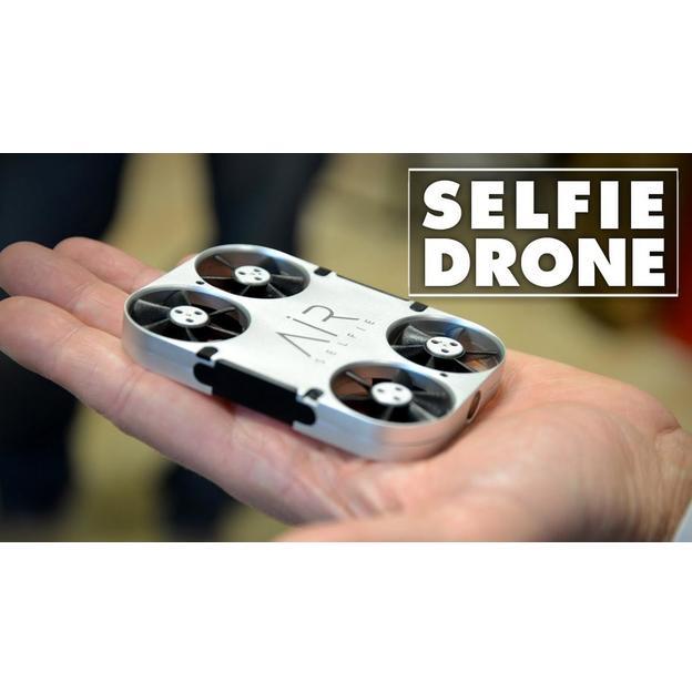AirSelfie Drohne inkl. Powerbank