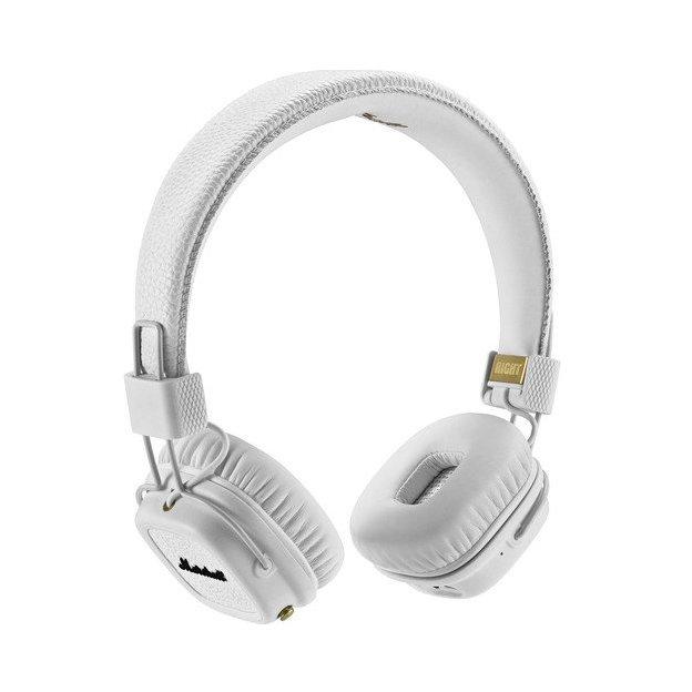 Marshall Major II Bluetooth Kopfhörer weiss