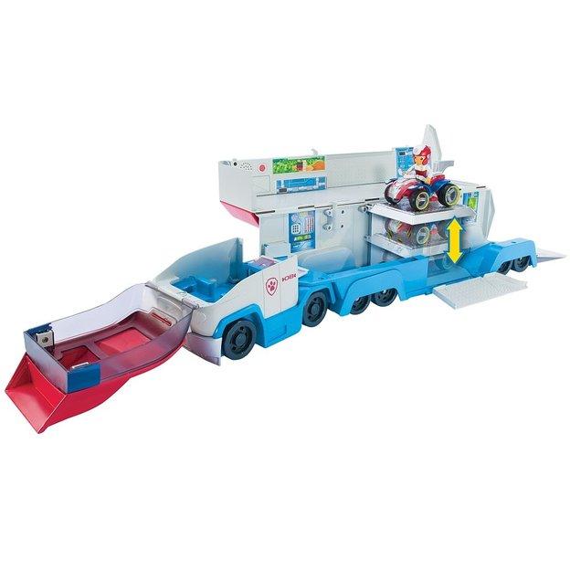 Paw Patroller Truck