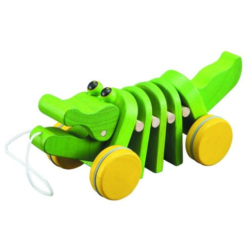 Nachziehtier Tanzender Alligator