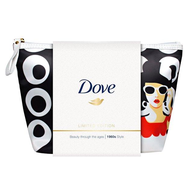 Dove Woman Original mit Special Edition Retro Washbag
