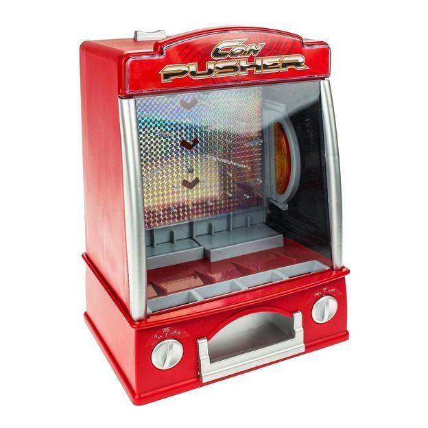 Coin Pusher - Münzschieber Automat