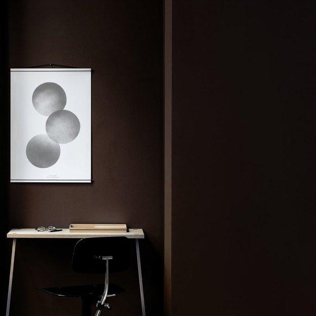 suspension pour affiche moebe 70 x 100 cm. Black Bedroom Furniture Sets. Home Design Ideas