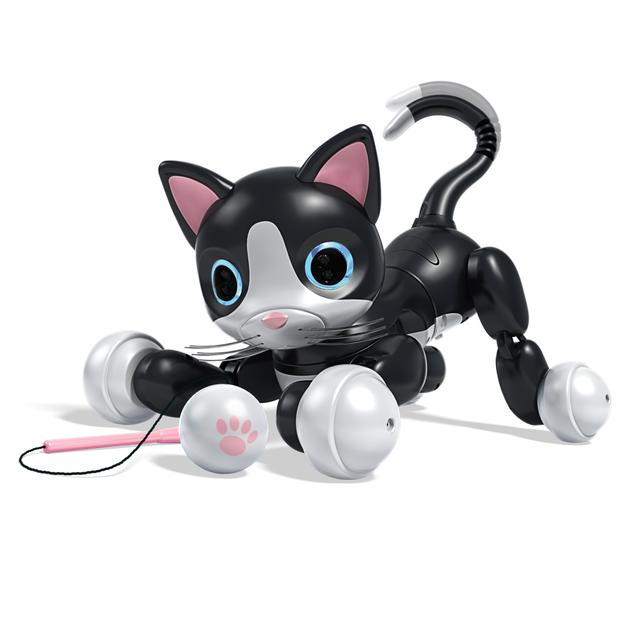 Zoomer Kitty - niedliche Roboterkatze