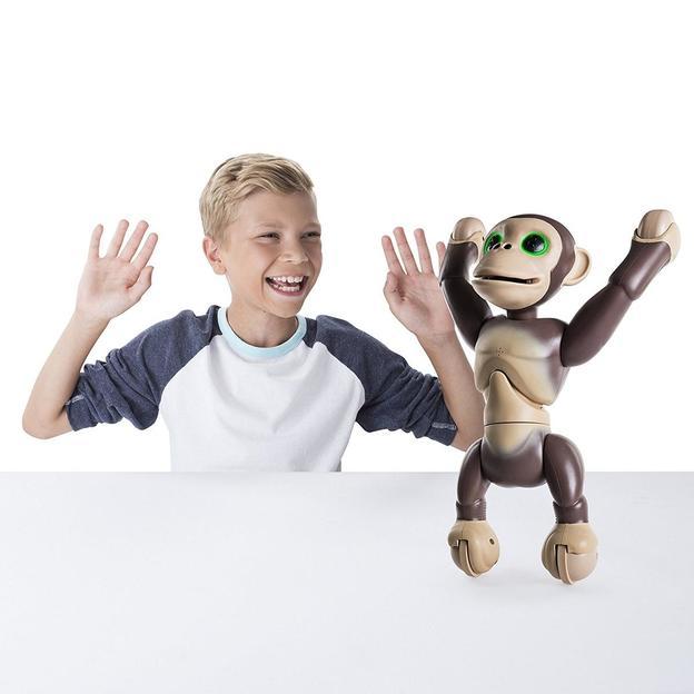 Zoomer Chimp - der lustige Roboteraffe