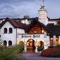 Übernachtung im zauberhaften Schloss-Hotel Merlischachen mit Seesicht (für 2 Personen)