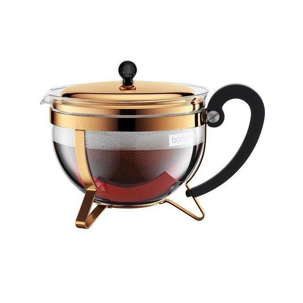 Chambord Tee Set von Bodum Gold