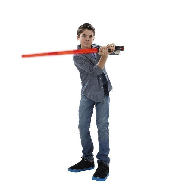 Star Wars Wirbel-Action Lichtschwert BladeBuilders