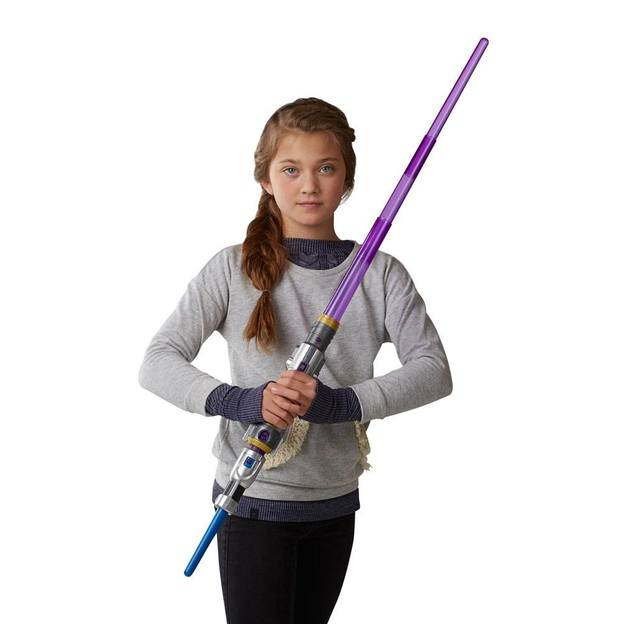Star Wars Sabre laser électronique Jedi Power BladeBuilders