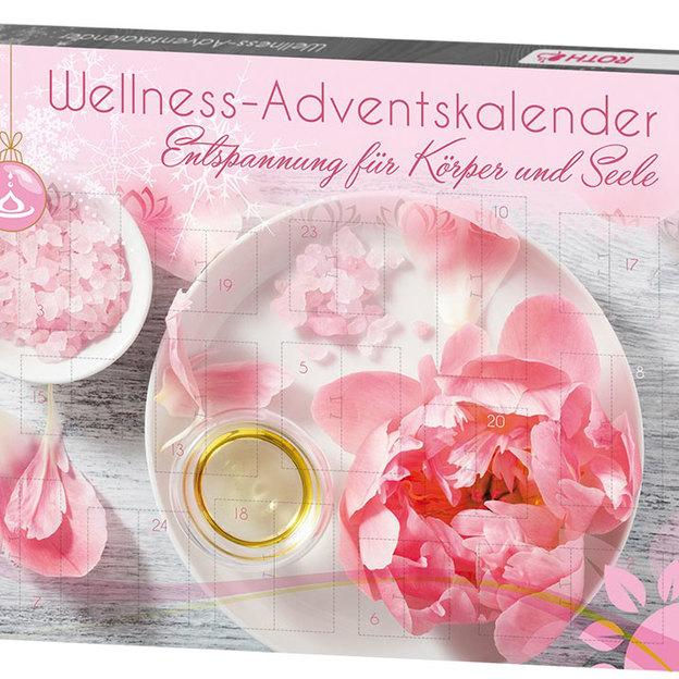 Adventskalender Wellness Entspannung für Körper und Seele