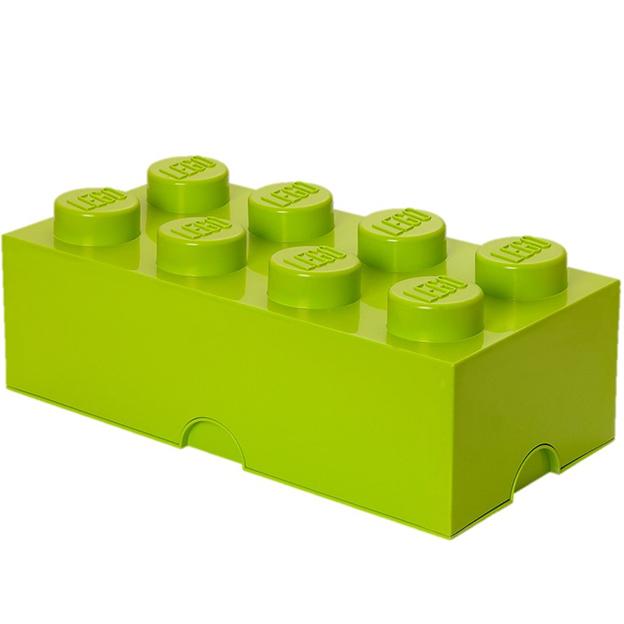 LEGO Aufbewahrungsbox Room Copenhagen, hellgrün
