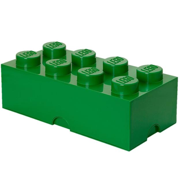 LEGO Aufbewahrungsbox Room Copenhagen, dunkelgrün