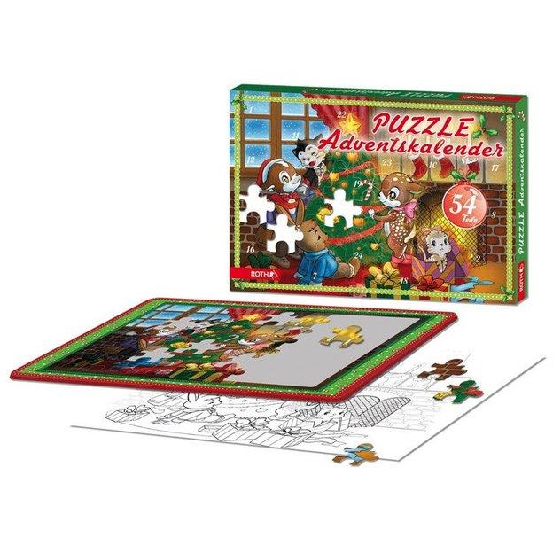 Adventskalender Puzzle