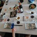 Wein & Sushi european art degustieren (für 2 Personen)