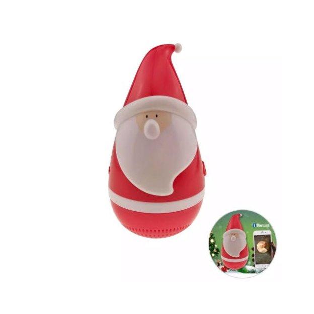 Bluetooth Lautsprecher Weihnachtsmann