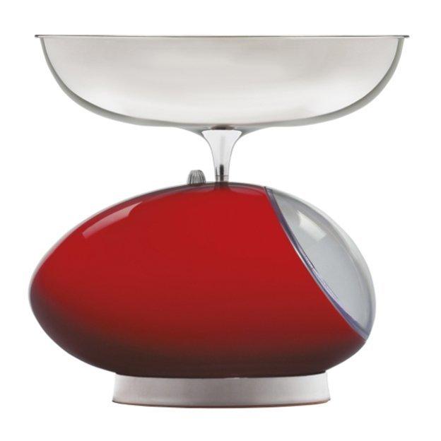 Balance de cuisine tix viceversa rouge Balance de cuisine rouge
