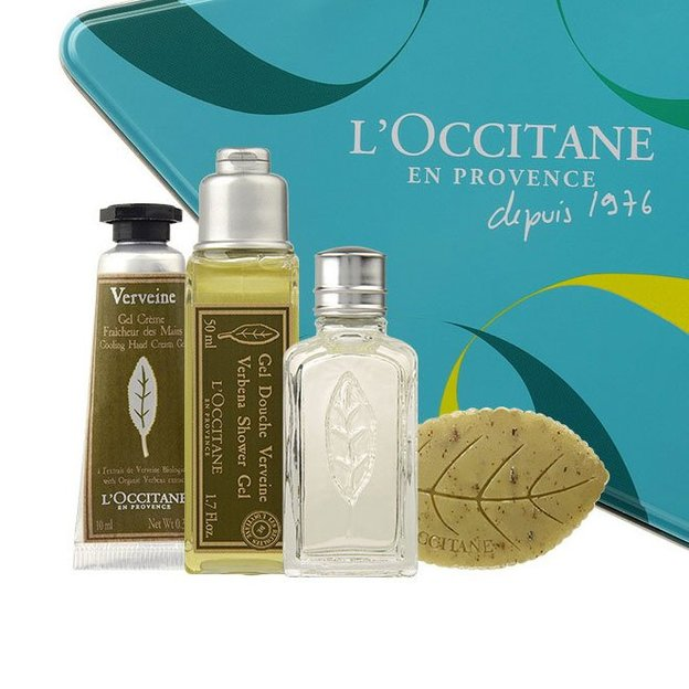 L'Occitane Verbena Star Set