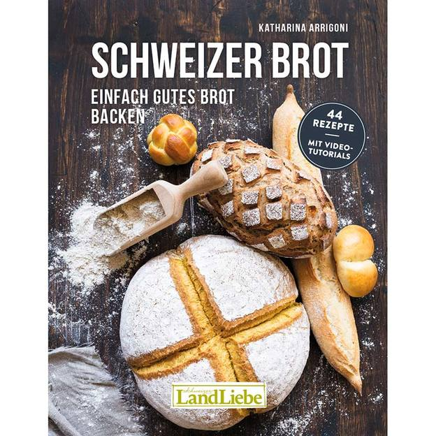 SchweizerBrot - einfach gutes Brot backen