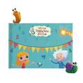 Personalisiertes Kinderbuch - Meine magischen Zahlen