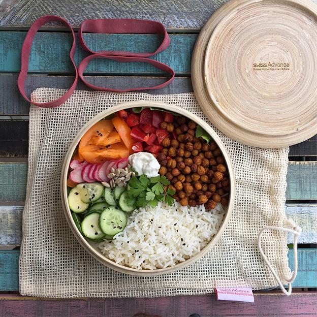 Bambus Lunchbox Phora SWISS ADVANCE