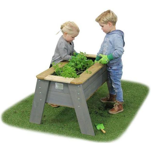 EXIT Aksent Bac de jardinage surélevé pour enfant L