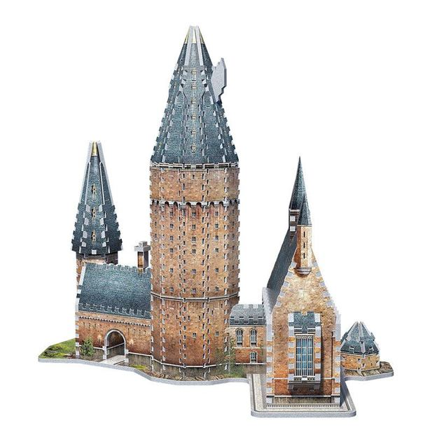 3D Puzzle Harry Potter Hogwarts grosse Halle