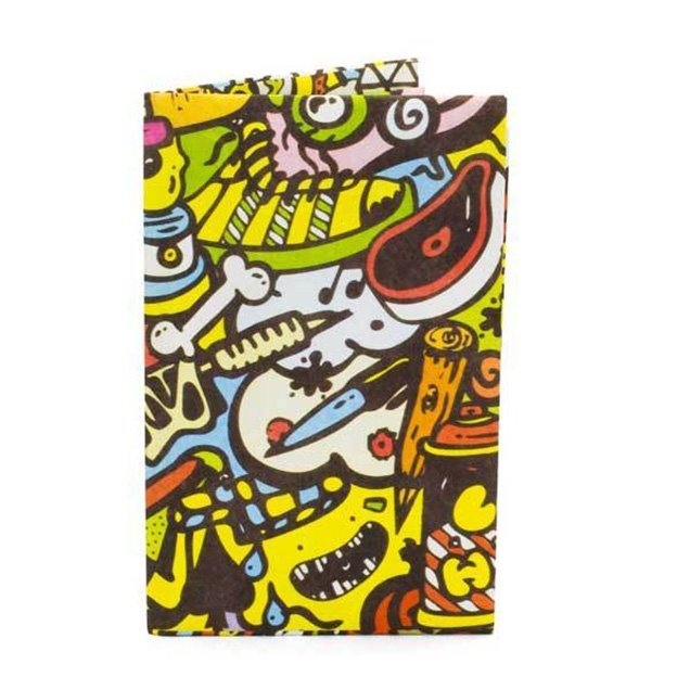 Paperwallet Card Holder - Little Punk