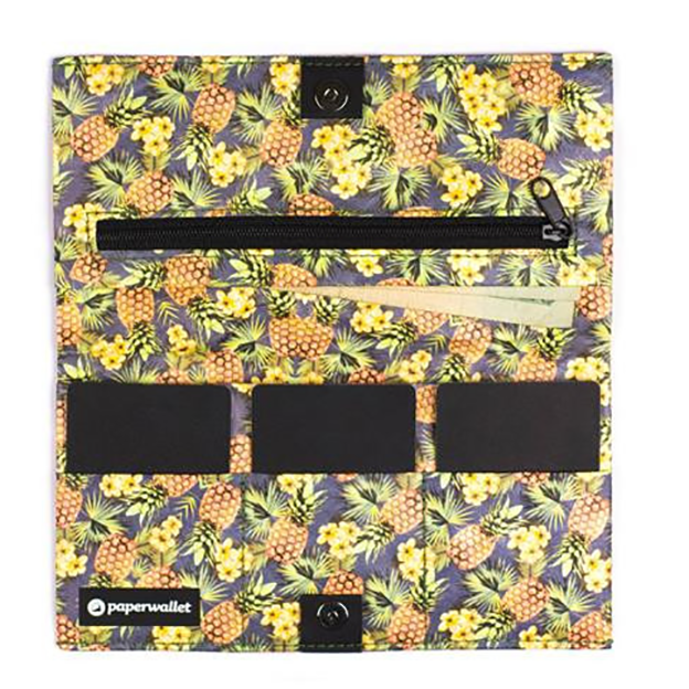 Paperwallet Clutch Wallet - Tropic Pine