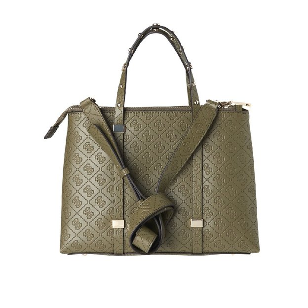 Guess Handtasche Coast To Coast olive