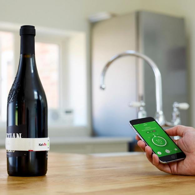 Kelvin Smart Wine Monitor
