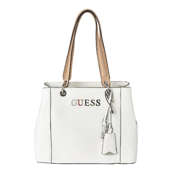 Guess Sac shopper Kamryn blanc