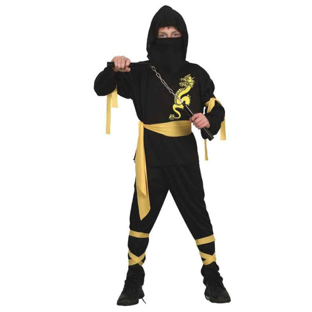Ninja Kostüm Grösse L