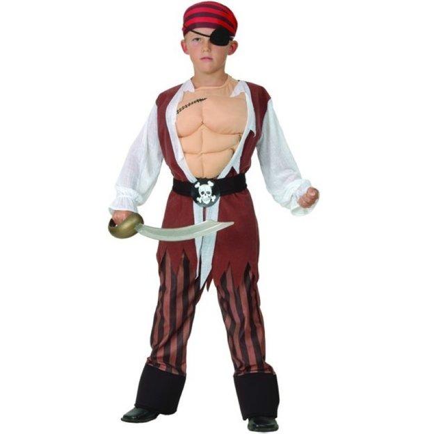 Costume de pirate, L