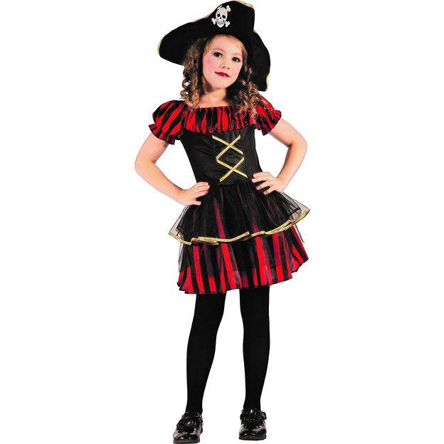 Piraten Kostüm Mädchen Grösse M
