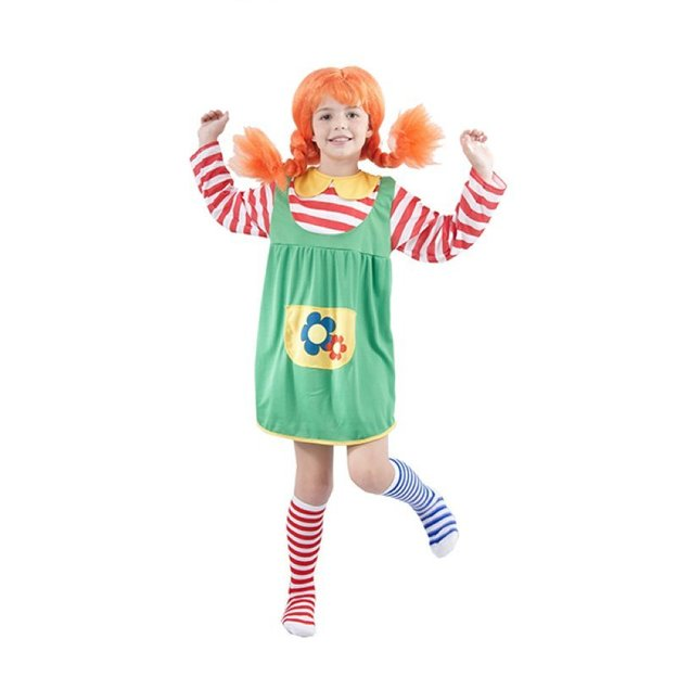 Pippi Langstrumpf Kostüm Grösse L