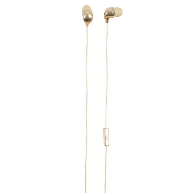 Happy Plugs In-Ear Kopfhörer gold