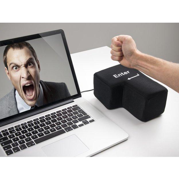 Grosse Enter Taste mit USB Anschluss