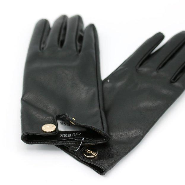 Guess Geschenkbox Not Coordinated Handschuhe & Schlüsselanhänger