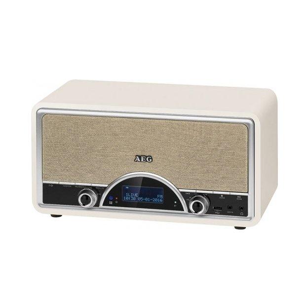 AEG Stereoradio Retro-Nostalgie