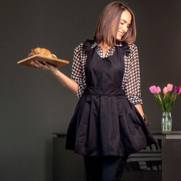 Cookinesi Kochschürze Monica Nero