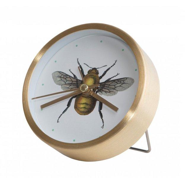 Tischuhr Biene