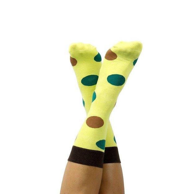 DOIY Avocado Socken
