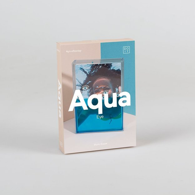 DOIY Cadre photo Aqua Frame Eyes