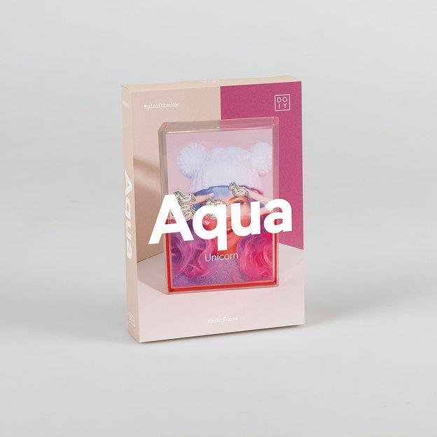 DOIY Bilderrahmen Aqua Frame Unicorn