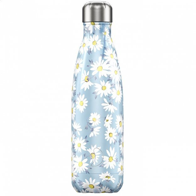 Chilly's Bottles Limited Edition, Trinkflasche Daisy 500ml